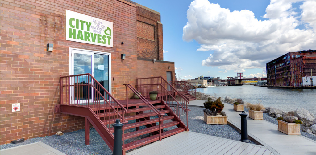 The new food hub in the Bronx will expand the operations currently located at the City Harvest warehouse in Long Island City.